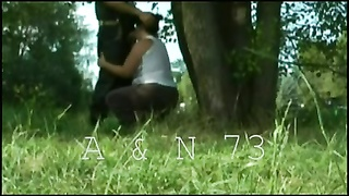 A&N 73 Outdoor Amateur BBW