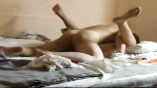 Indian Fledgling  Married Couple Homemade Voyeur Hook-up  Mms