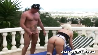 A Very Naughty Amateur Mummy  Homemade Xxx  Activity  With Epic Ass-fuck  Screwing Act And Steamy Su