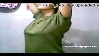 Indian College Honey  Tanya In Self Shot Homemade Shower Video With Bigtits