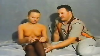 Teaching Hookup To A Youthfull  Russian Female