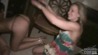 Amateur Party Girls Are Happy To Have Naughty Fun