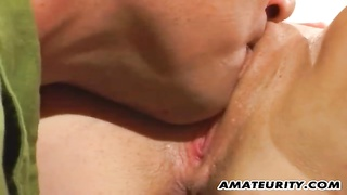 Amateur Girlfriend Anal Action With Facial Cumshot 2