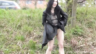 Sexy Amateur Fayth Corbins Public Masturbation And Outdoor Pussy Flashing