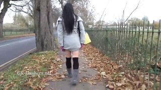 Dark Amateur Chloe Lovettes Public Flashing And Outdoor Babes Naughty Exhib
