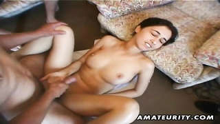 Amateur Sex - A Poor Amateur Girlfriend Homemade Xxx  Action With Suck Off And Plumb With Numerous Hard-ons Unimag
