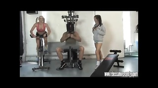 Best Possible Blond Hooker Is Vag Got Banged By Personal Trainer After Lesbian Workout
