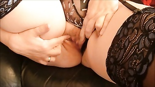 BBW Tinne Cunny And Arse