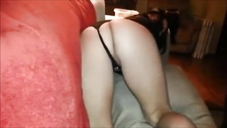 Horny Wifey  Gets Pounded On Genuine Homemade