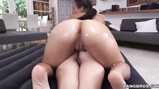 Charming Oiled Teens Having Lesbian Sex In Butt Hole Parade Movie